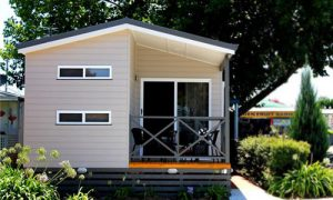 family cabins camden